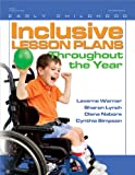 Inclusive Lesson Plans Throughout the Year (Early Childhood Education)
