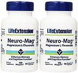 Life Extension Neuro-Mag Magnesium L-Threonate (180)