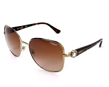 Amazon.com: Vogue – Gafas de sol VO 3830 SH 848/13 Havana ...