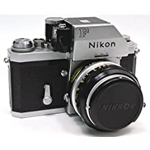 Nikon F with prism finder Chrome