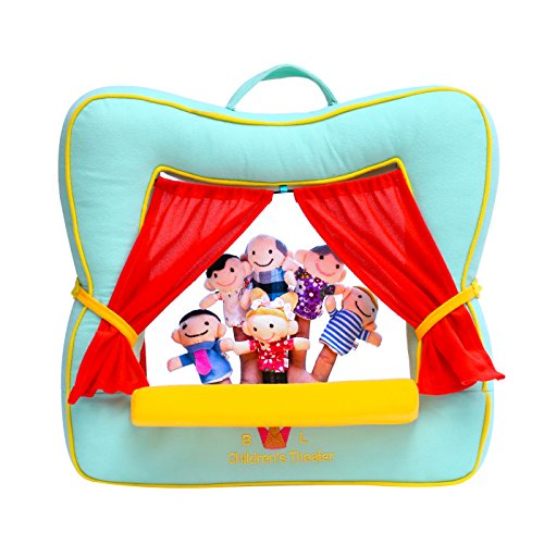 Finger Puppet Theater - 1