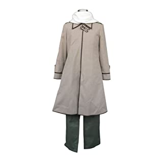 Dream2Reality Japanese Anime Hetalia: Axis Powers Cosplay Costume - Russia Male Uniform 1st Ver Kid Size Small