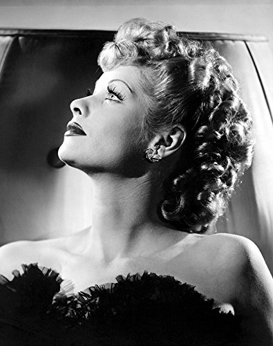Berkin Arts Lucille Ball Photography Giclee High Glossy Photo Paper Print Poster(2)