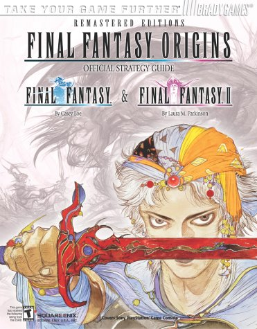 Download Final Fantasy Origins: Official Strategy Guide pdf