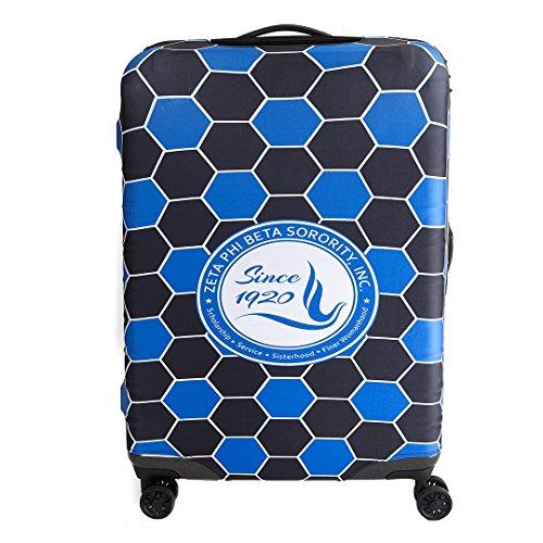 Zeta Phi Beta Sorority Small Luggage Cover