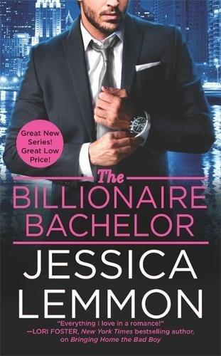The Billionaire Bachelor (Billionaire Bad Boys)