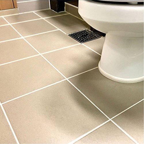 Premium Tile Grout Repair Kit Cleaner DIY Sealer Filler Remover Pen - Cleaning white grout lines