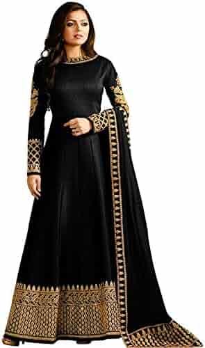 acd3f57b1 Delisa Ready Made Designer Indian Wear Anarkali Salwar Kameez Party Wear LT1