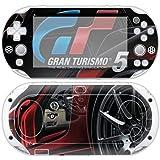 Gran Turismo 5 decal skin for psp vita 2000 console