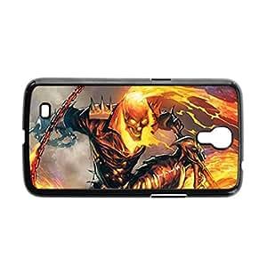 Creativity Phone Case Printing With Ghost Rider Cartoon For Samsung Galaxy Mega 6.3 Choose Design 1