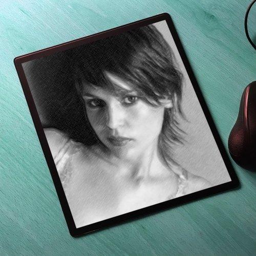 Seasons Elena Anaya - Original Art Mouse Mat #js004