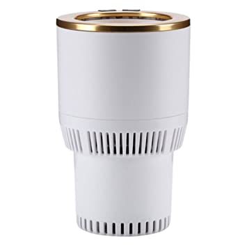 ATpart Cooler/Calentador de Coche Portátil Auto Eléctrico Taza para Bebida/café/Cola