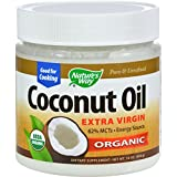 Natures Way EfaGold Coconut Oil - 16 fl oz - Natures Way