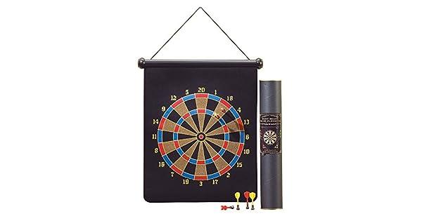 Amazon.com: Tabla de dardos magnética grande, pizarra de ...