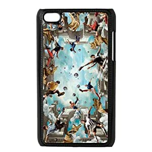 iPod Touch 4 Phone Case Lionel Messi Images Appearance