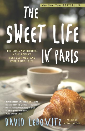 The Sweet Life in Paris: cover
