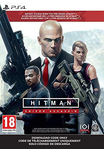 hitman 2 ps4 game code