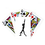 Universe And Space Alien Poker Playing Card Tabletop Board Game Gift