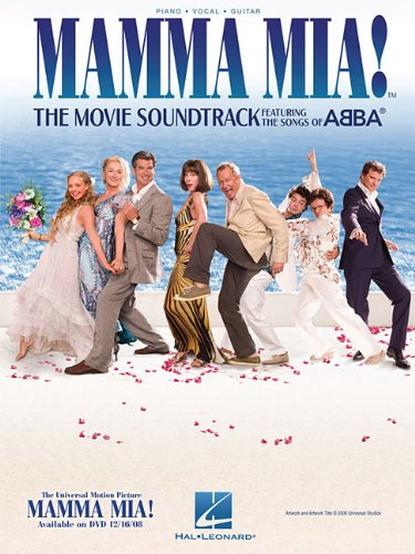 - Mamma Mia!: The Movie Soundtrack Featuring the Songs of ABBA
