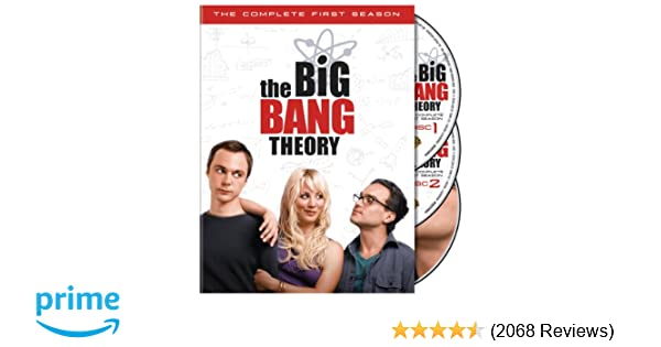Amazon com: The Big Bang Theory: The Complete First Season