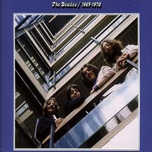 1967 1970 The Blue Album Beatles The Beatles Amazon