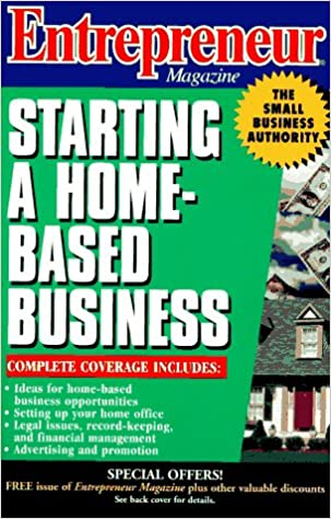 buy entrepreneur magazine starting a home based business book