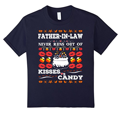 Father And Son Halloween Costumes (Kids Halloween Costumes For Men. Father-In-Law Shirt 12 Navy)