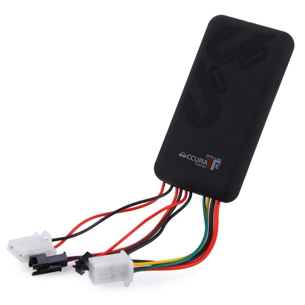 Javpoo GT06 GPS gsm GPRS Rastreador de vehículos Antirrobo ...