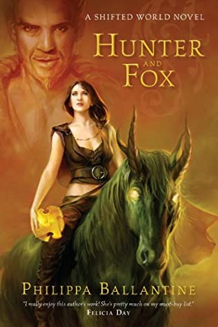 book cover of Hunter and Fox