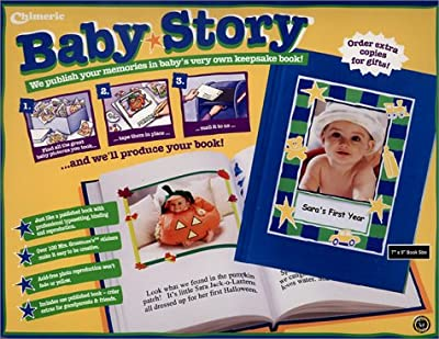 Baby Story: Publish Your Memories In Baby's Very Own Keepsake Book!