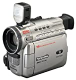 """Panasonic PV-DV600 Digital Camcorder with 3"""" LCD and Adobe Photo Deluxe Software"""