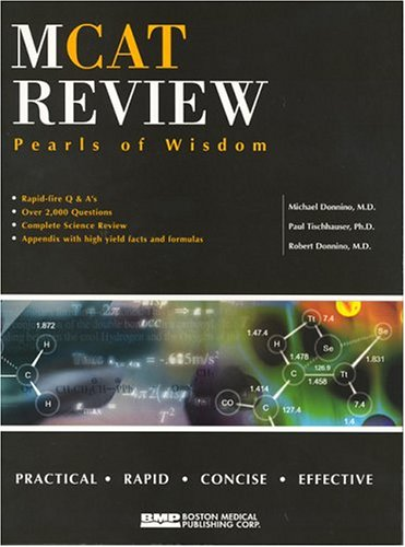 MCAT Review: Pearls Of Wisdom
