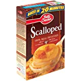 Betty Crocker Scalloped Potatoes, 4.9-Ounce Boxes (Pack of 12)