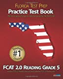 Florida Test Prep Practice Test Book Fcat 2.0 Reading Grade 5, Test Master Press Florida, 1467933813