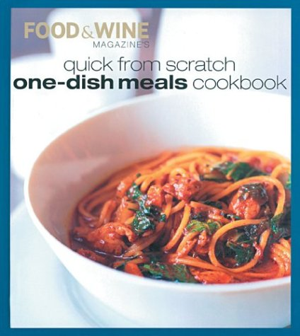 Quick from Scratch One-Dish Meals Cookbook pdf