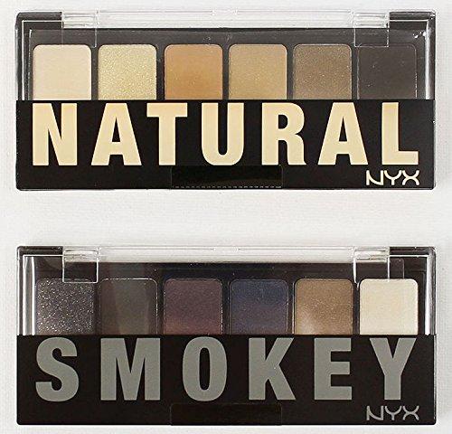 2 NYX Palettes