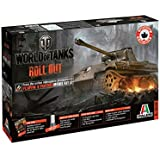 Italeri World of Tanks Pz.Kpfw. V Panther Ausf. G