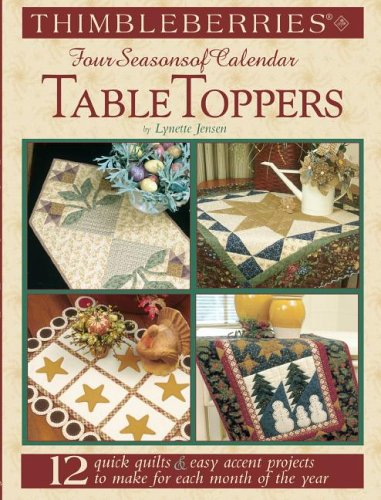 Shadow Knitting Patterns (Thimbleberries Four Seasons of Calendar TableToppers)