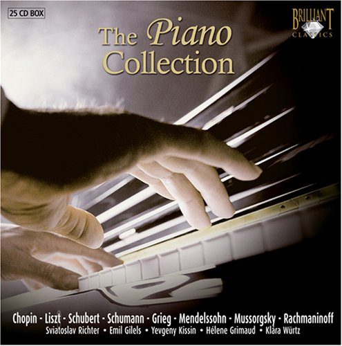 Piano Collection by Brilliant Classics
