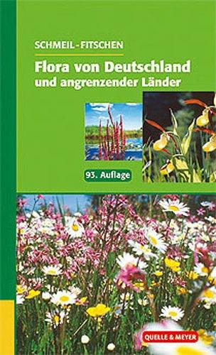 flora-von-deutschland-und-angrenzender-lnder-ein-buch-zum-bestimmen-der-wild-wachsenden-und-hufig-kultivierten-gefsspflanzen