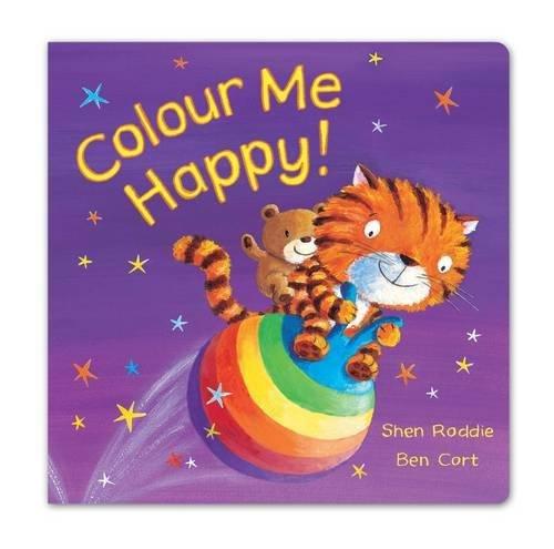 Colour Me Happy ebook