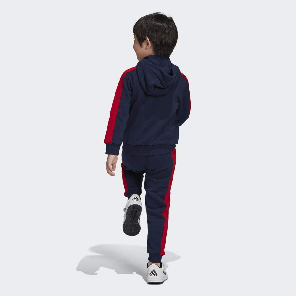 tímido Cualquier salario  adidas Childrens Lk Gfx Hdy Set Tracksuit