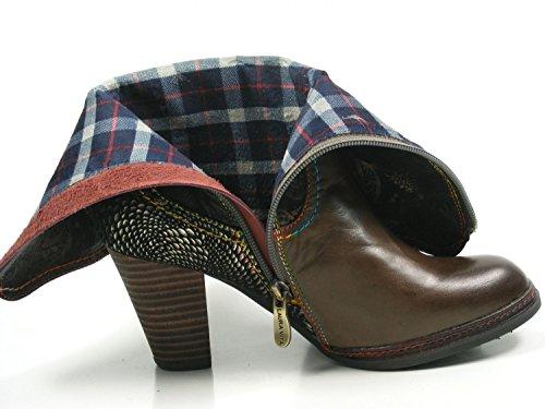 Boots Schuhe 10 SL324 10 Damen Laura Ankle Angie Vita Stiefeletten Stiefel XvxnS6