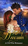 Rules of Decorum: A Civil War Romance