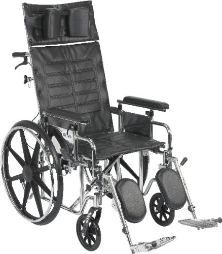 Sentra Reclining Wheelchair 1 pcs sku# 478394MA
