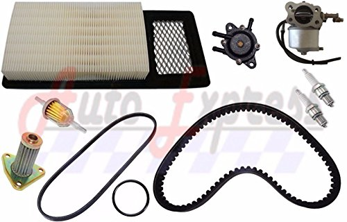 EZGO TXT GOLF CART 94-05 TUNE UP FILTER DRIVE STARTER BELT CARBURETOR FUEL PUMP ()
