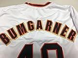 Madison Bumgarner Autographed Signed San Francisco Giants Custom Jersey LOJO Sports Hologram & COA