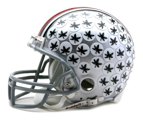 NCAA Ohio State Buckeyes Replica Mini Football Helmet by Riddell