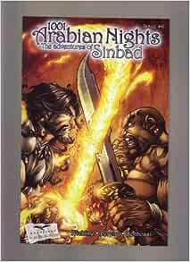 1001 Arabian Nights 6