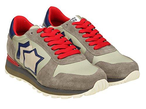 Atlantic Stars Sneakers Uomo SIRIUSKSPRLSDR Tessuto Multicolor